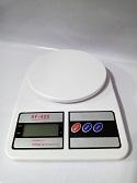 ترازو دیجیتال آشپزخانه 10 کیلو گرمی مدل SF-400